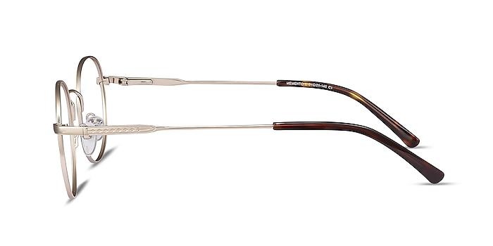 Memento Golden Métal Montures de lunettes de vue d'EyeBuyDirect