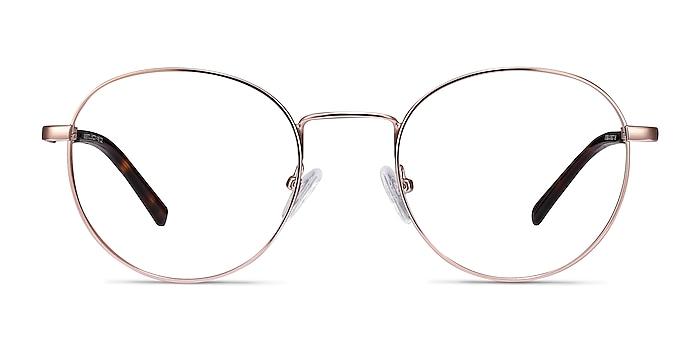 Memento Rose Gold Métal Montures de lunettes de vue d'EyeBuyDirect