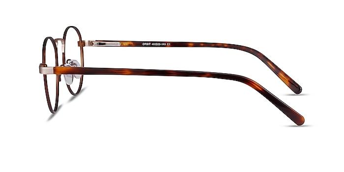 Orbit Brown Acetate-metal Eyeglass Frames from EyeBuyDirect