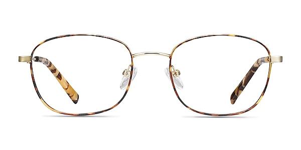 Fortune Écailles Métal Montures de lunettes de vue