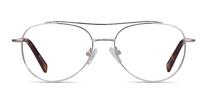 Max Gold Metal Eyeglass Frames from EyeBuyDirect