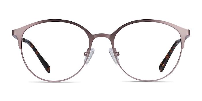Emma Pink Metal Eyeglass Frames from EyeBuyDirect