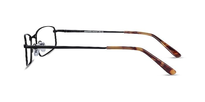 Destined Black Metal Eyeglass Frames from EyeBuyDirect