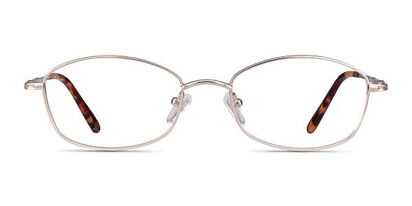 Betty Gold Metal Eyeglass Frames
