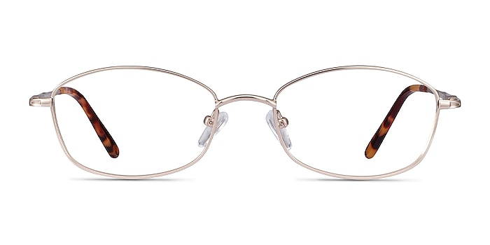 Betty Gold Metal Eyeglass Frames from EyeBuyDirect