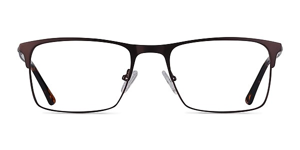 Vigo Coffee Metal Eyeglass Frames