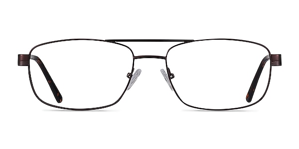 Stan Coffee Metal Eyeglass Frames