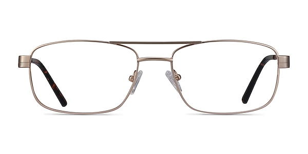 Stan Doré Métal Montures de lunettes de vue