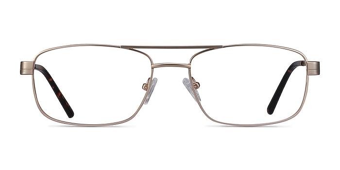 Stan Doré Métal Montures de lunettes de vue d'EyeBuyDirect