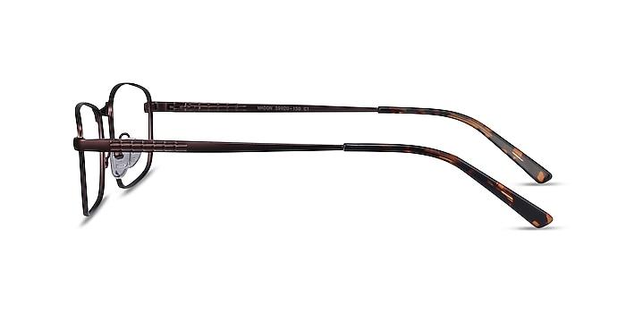 Madon Coffee Metal Eyeglass Frames from EyeBuyDirect