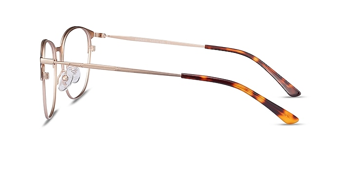 Disperse Black Metal Eyeglass Frames from EyeBuyDirect
