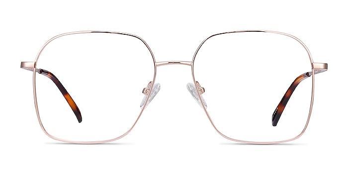 Roman Rose Gold Métal Montures de lunettes de vue d'EyeBuyDirect