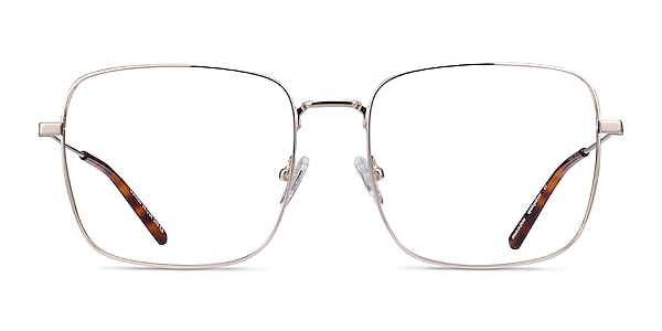 Dorato Gold Metal Eyeglass Frames