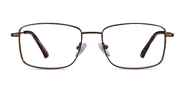Marley Bronze Metal Eyeglass Frames