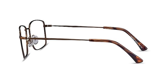 Marley Bronze Métal Montures de lunettes de vue d'EyeBuyDirect