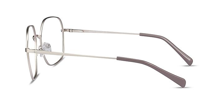 Reality Doré Métal Montures de lunettes de vue d'EyeBuyDirect