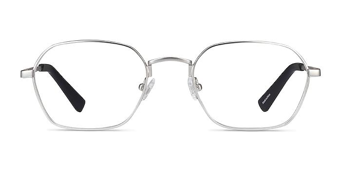 Space Matte Gunmetal Metal Eyeglass Frames from EyeBuyDirect