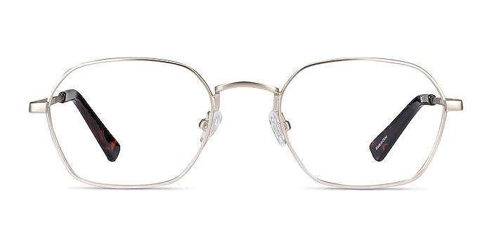 Space Gold Metal Eyeglass Frames from EyeBuyDirect