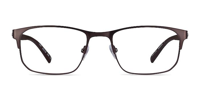 Clint Brown Carbon-fiber Eyeglass Frames from EyeBuyDirect