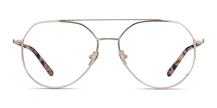 Benny Doré Métal Montures de lunettes de vue d'EyeBuyDirect