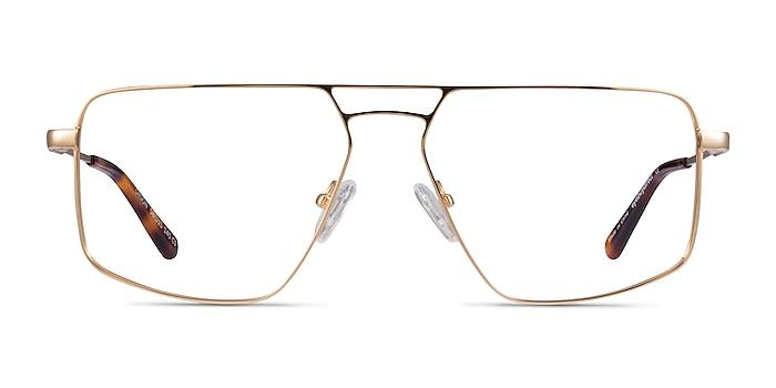 Orson Doré Métal Montures de lunettes de vue d'EyeBuyDirect