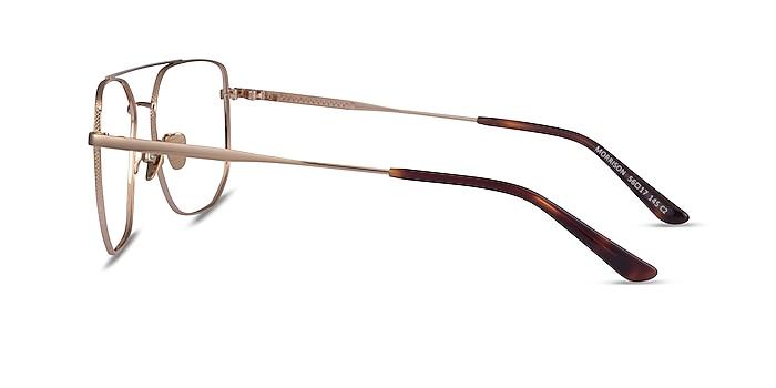 Morrison Doré Métal Montures de lunettes de vue d'EyeBuyDirect