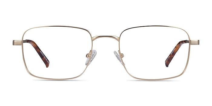Master Doré Métal Montures de lunettes de vue d'EyeBuyDirect