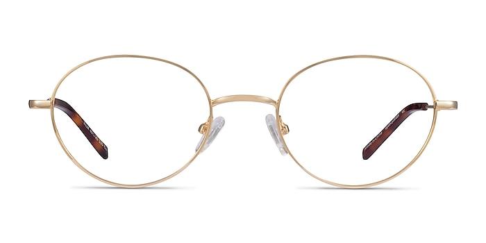 Film Doré Métal Montures de lunettes de vue d'EyeBuyDirect