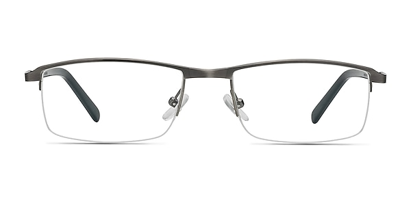 Mel  Silver  Metal Eyeglass Frames