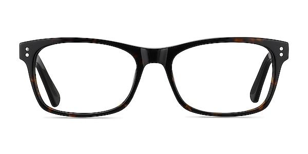 Ridge Tortoise Acetate Eyeglass Frames