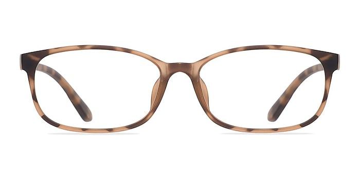 Sutherlin Tortoise Plastic Eyeglass Frames from EyeBuyDirect