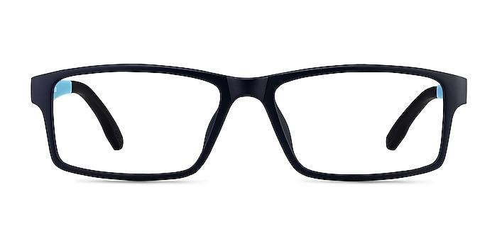 Bandon Bleu marine  Plastique Montures de lunettes de vue d'EyeBuyDirect