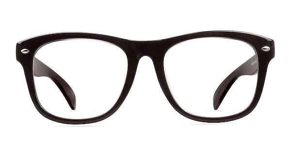 Myrtle Violet Plastique Montures de lunettes de vue