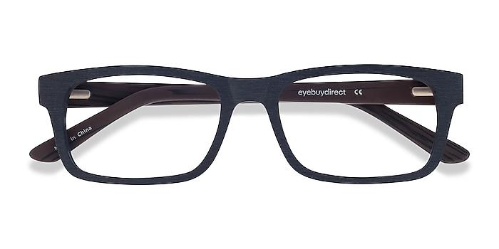 Black Emory -  Acetate Eyeglasses