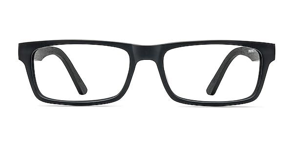 Cambridge Black Acetate Eyeglass Frames