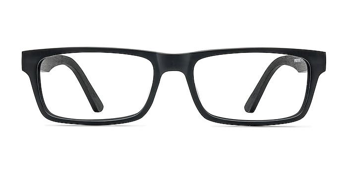 Cambridge Black Acetate Eyeglass Frames from EyeBuyDirect