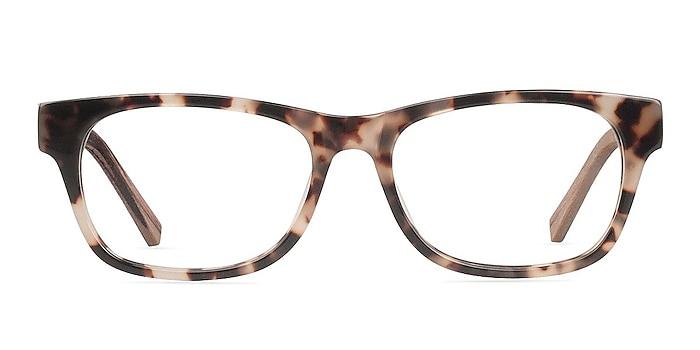 Willow Brown/Tortoise Acetate Eyeglass Frames from EyeBuyDirect