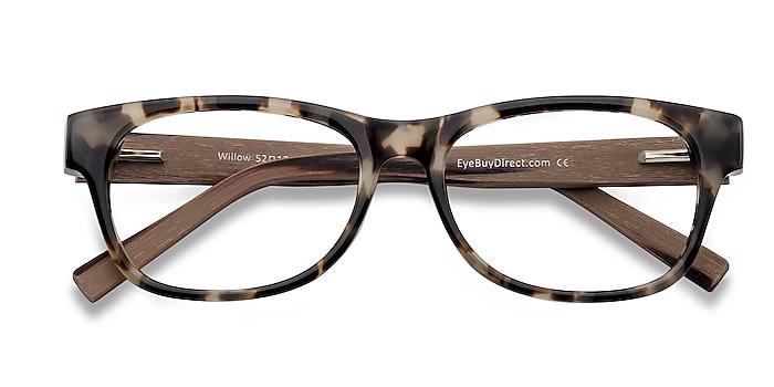 Brown/Tortoise Willow -  Fashion Acetate Eyeglasses