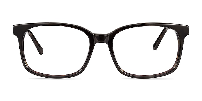 Claudia Brown/Tortoise Acetate Eyeglass Frames from EyeBuyDirect