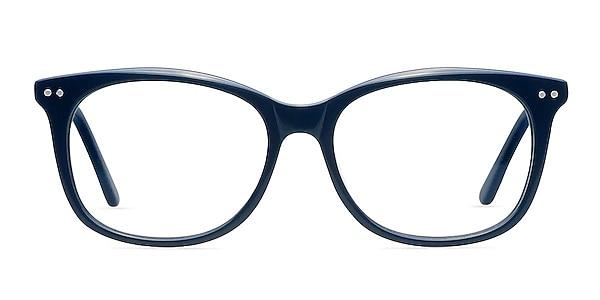 Brittany Bleu marine  Acétate Montures de lunettes de vue