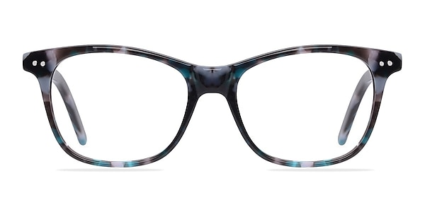 Almost Famous Nebular Blue Acetate Eyeglass Frames