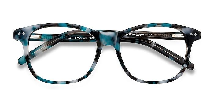 Nebular Blue Almost Famous -  Classique Acétate Lunettes de vue