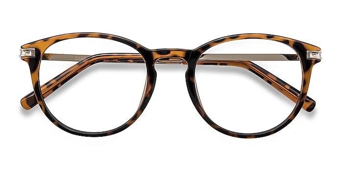 Brown/Tortoise Daphne -  Fashion Plastic, Metal Eyeglasses