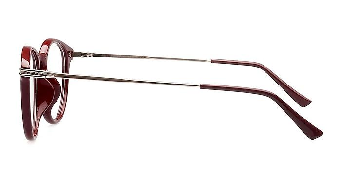 Muse Rouge Plastic-metal Montures de lunettes de vue d'EyeBuyDirect