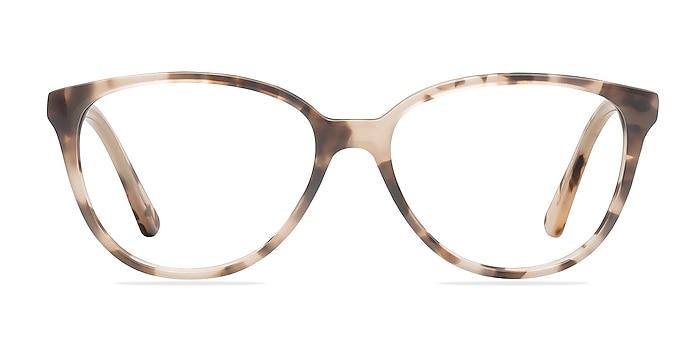 Hepburn Ivory/Tortoise Acétate Montures de lunettes de vue d'EyeBuyDirect