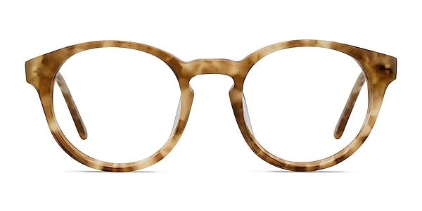 Jade Écailles Acétate Montures de lunettes de vue