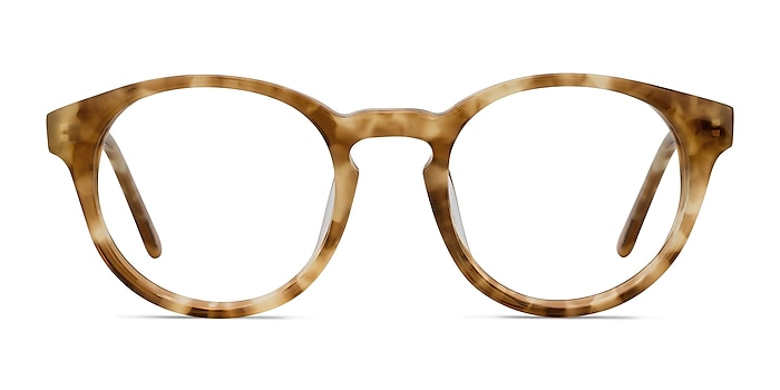 Jade Tortoise Acetate Eyeglass Frames from EyeBuyDirect
