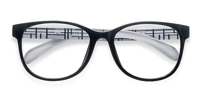 Black  Warren -  Plastic Eyeglasses