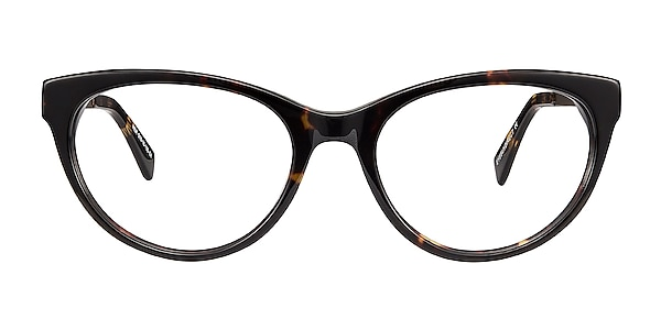 Her Écailles Acetate-metal Montures de lunettes de vue