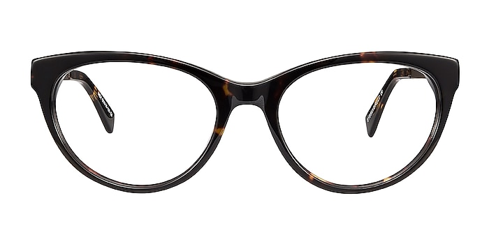 Her Écailles Acetate-metal Montures de lunettes de vue d'EyeBuyDirect